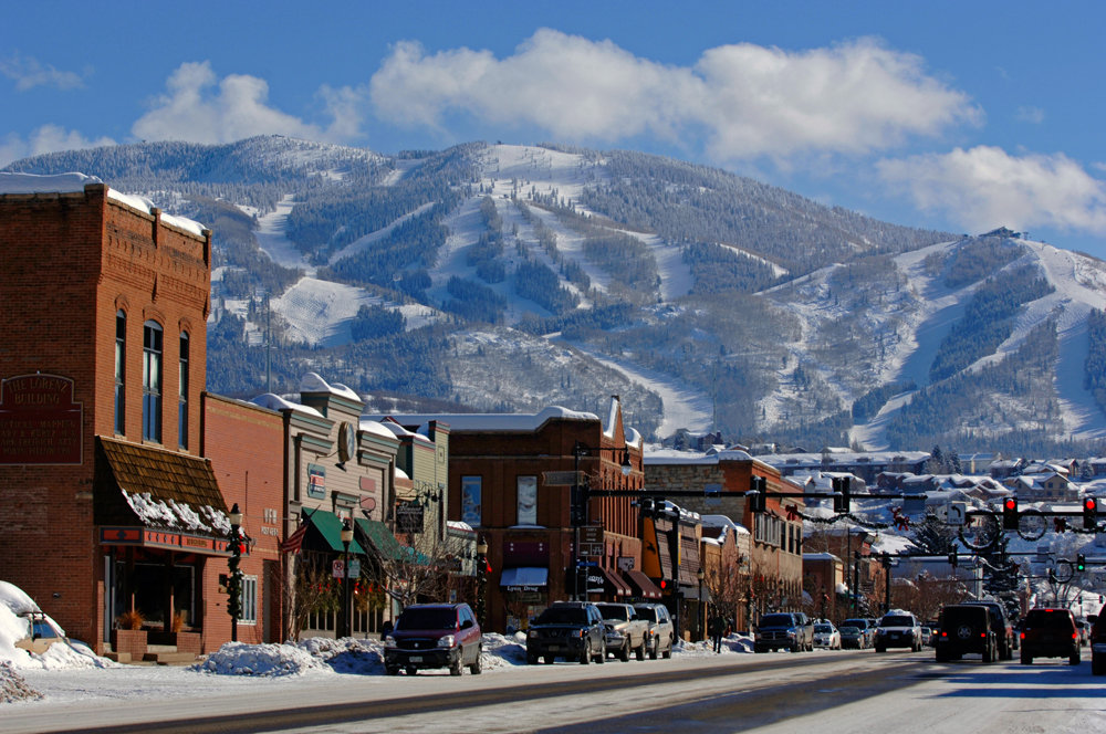 Steamboat, Colorado - © Steamboat