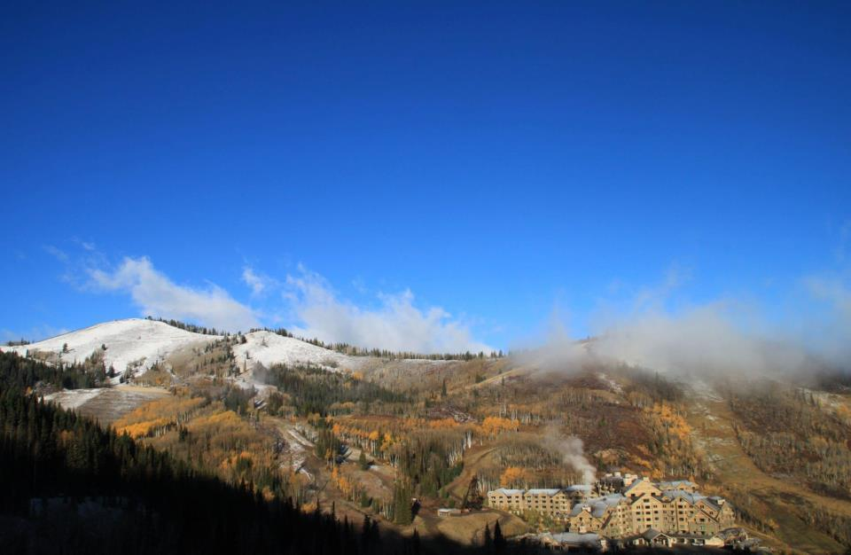 Snow at Deer Valley. - © Matt Baydala/Deer Valley/Facebook