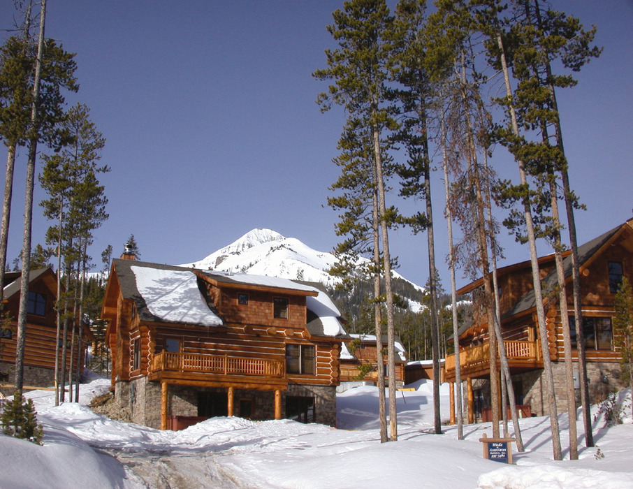 Powder Ridge offers new cabins at Big Sky Resort. Photo courtesy of Big Sky Resort.  - ©Big Sky Resort
