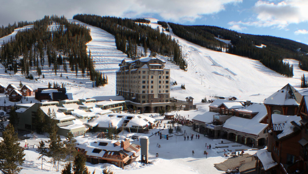 Big Sky offers slopeside lodging in several properties..  - ©Big Sky Resort