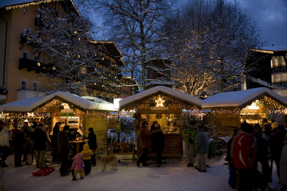 Seefeld Christmas market.  - © Olympiaregion Seefeld.