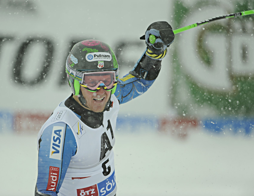 Ted Ligety - Sölden 2012 - © Michel Cottin/AGENCE ZOOM