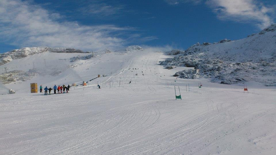 Mölltaler Glacier - © Molltaler Gletscher