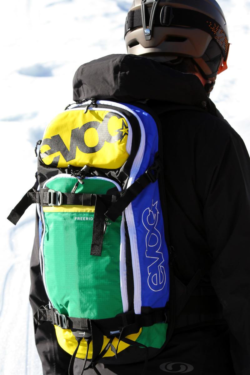 b3f527f21b6a0 Skirucksäcke im Test  Sieben Rucksäcke für Skifahrer und Freerider