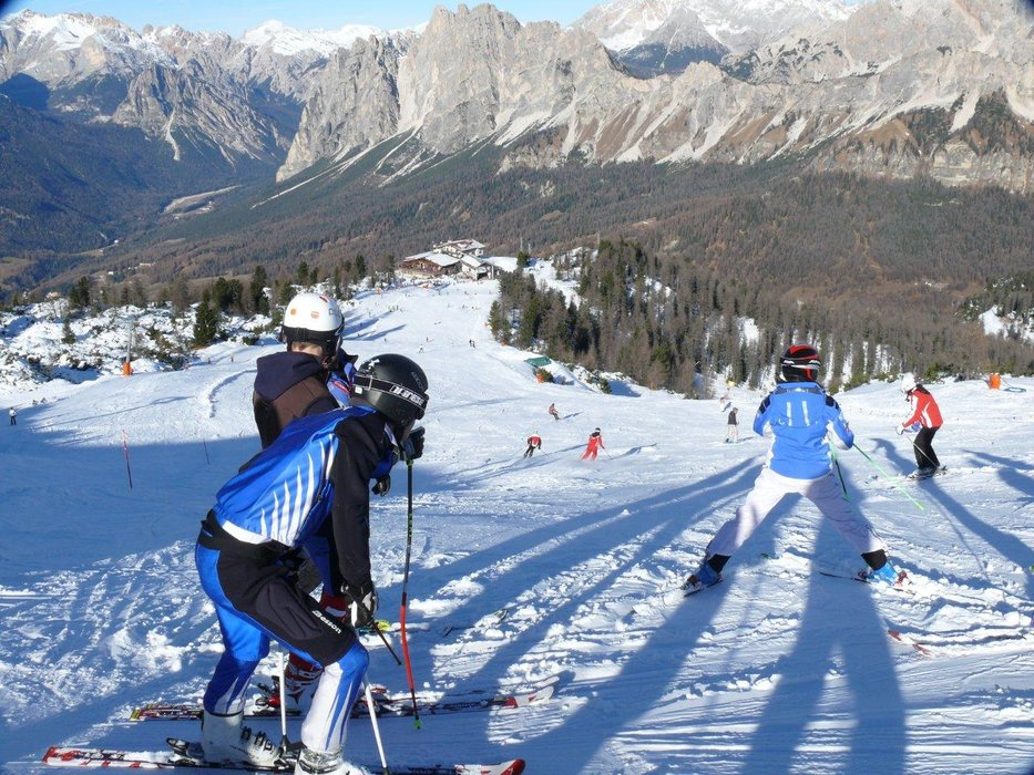 Cortina d'Ampezzo - © Guglielmo Ghezze