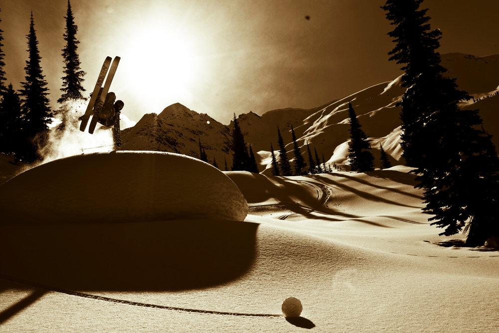 Heli-ski výlet KC Deana - © Grant Gunderson
