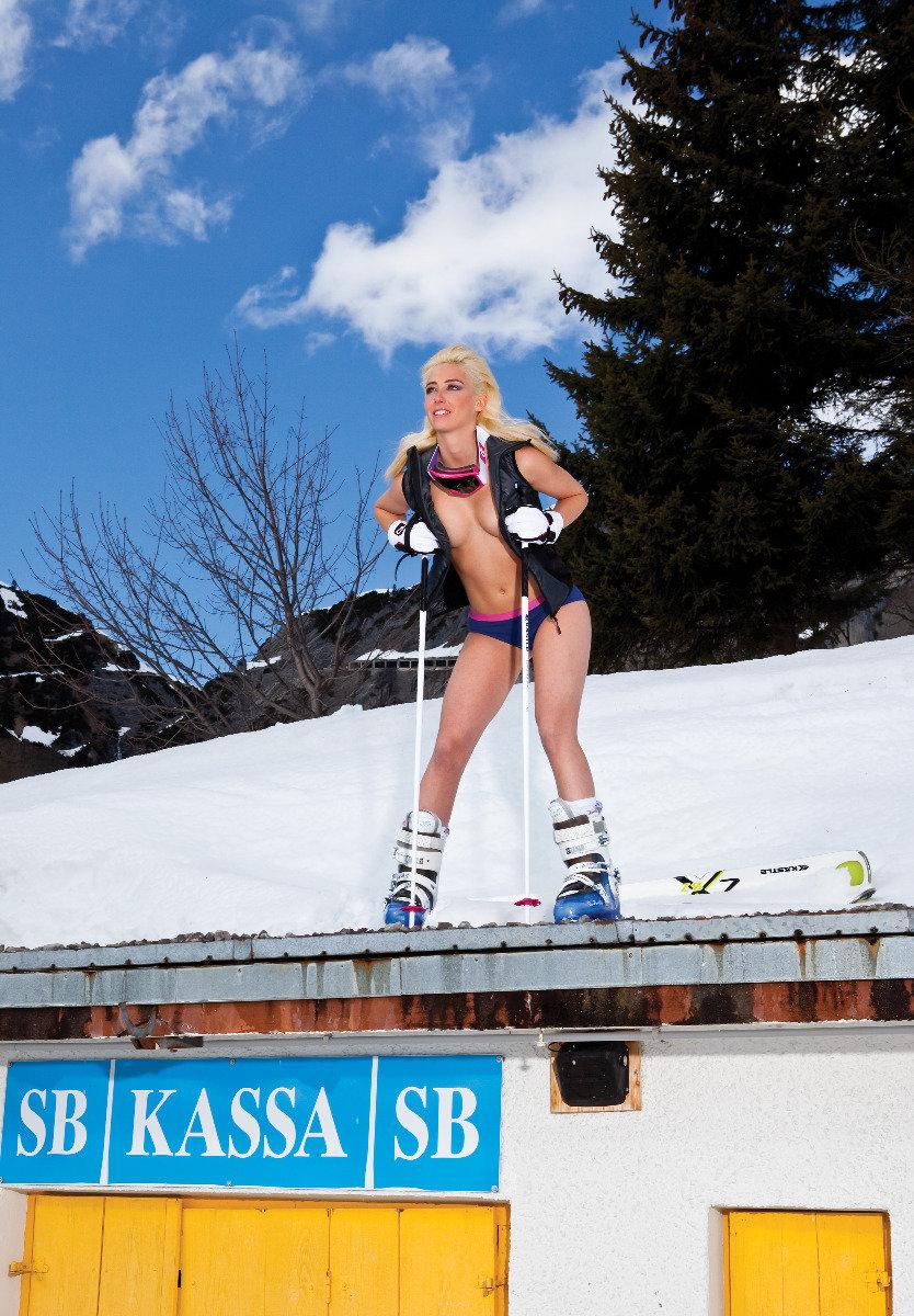Ski Instructor Calendar 2013 - ©Hubertus von Hohenlohe/Florian Herzog