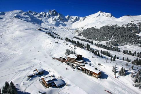 Courchevel - © Courcheneige