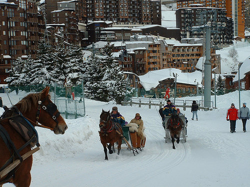 Avoriaz - © John Williams
