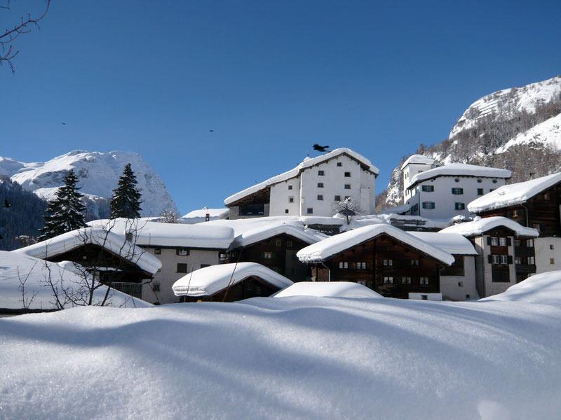 Viamala in Graubünden - © Graubünden Ferien