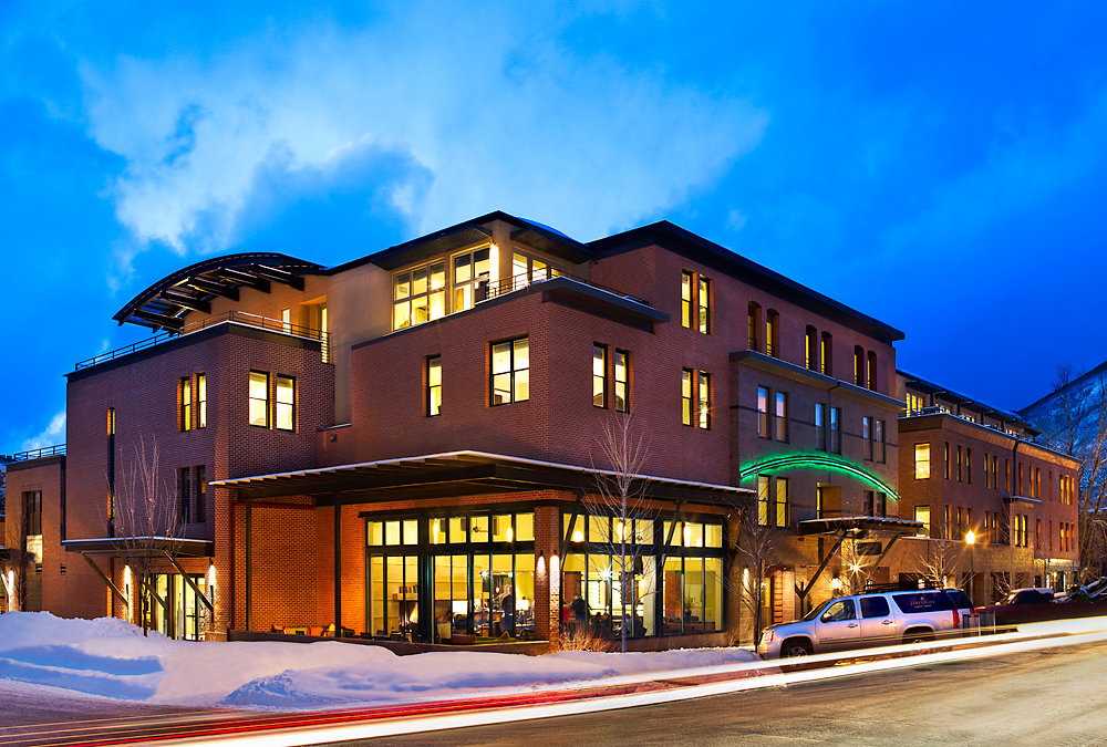 Limelight Hotel, Aspen Colorado