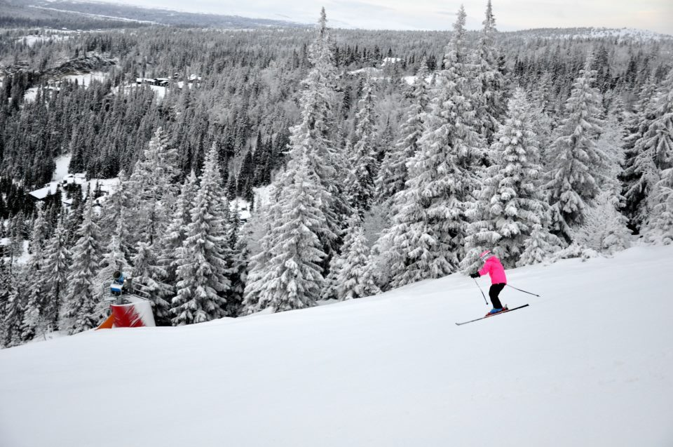 Kvitfjell 1.12.2012