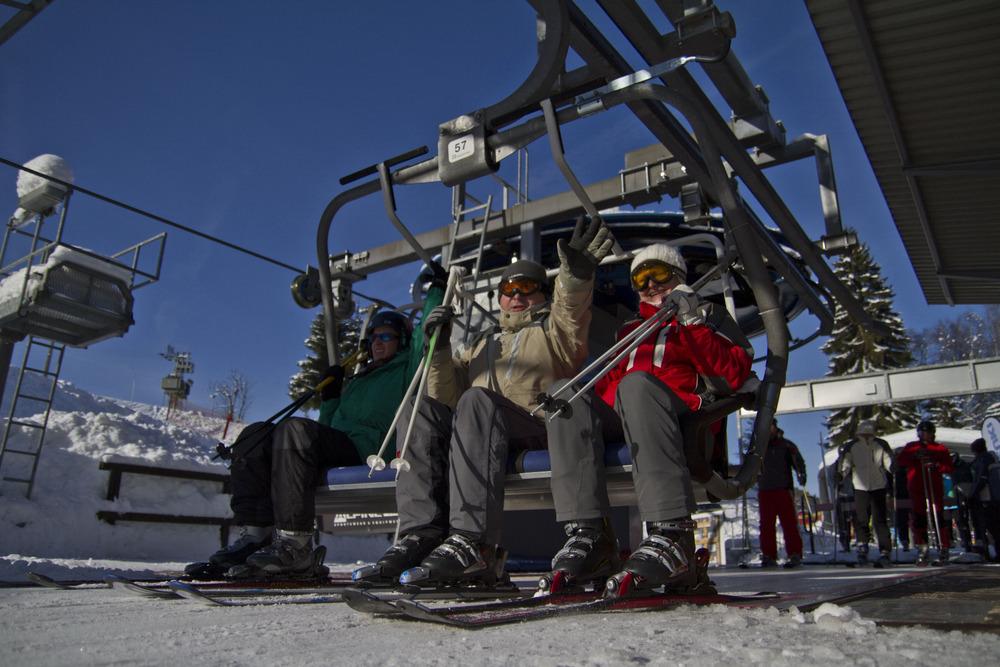 Tanvaldský špičák - © Ski Bižu
