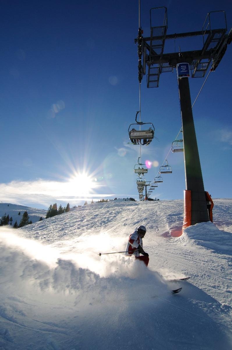 Skigebiet Sudelfeld - © Norbert Eisele-Hein