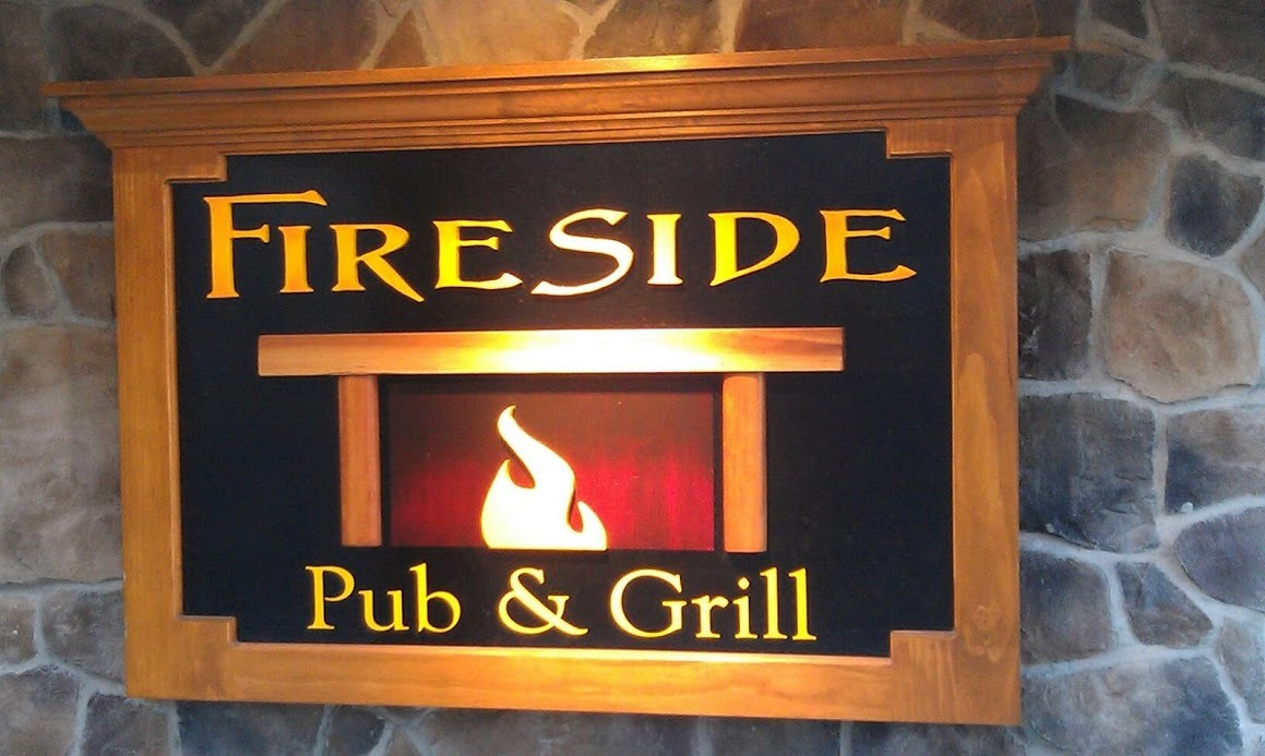 Fireside Pub & Grill at Roundtop Mountain Resort. - © Roundtop Mountain Resort