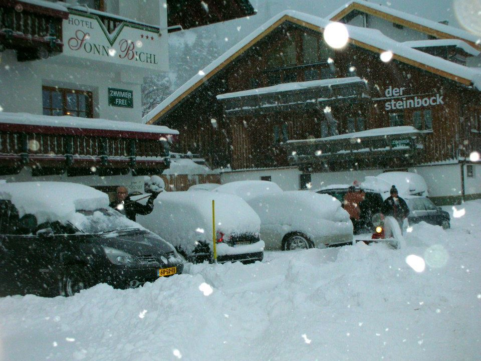 St. Anton am Arlberg - ©Ross Mackimmie / Chalet Rafalt
