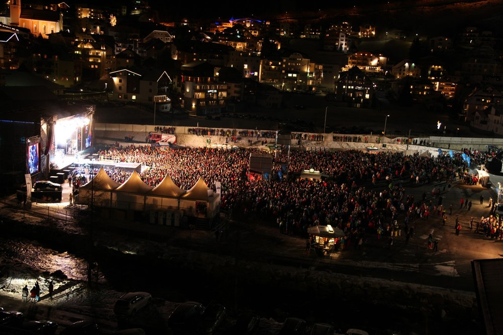 The Scorpions rock to 13,000 fans in Ischgl.  - ©Ischgl.com