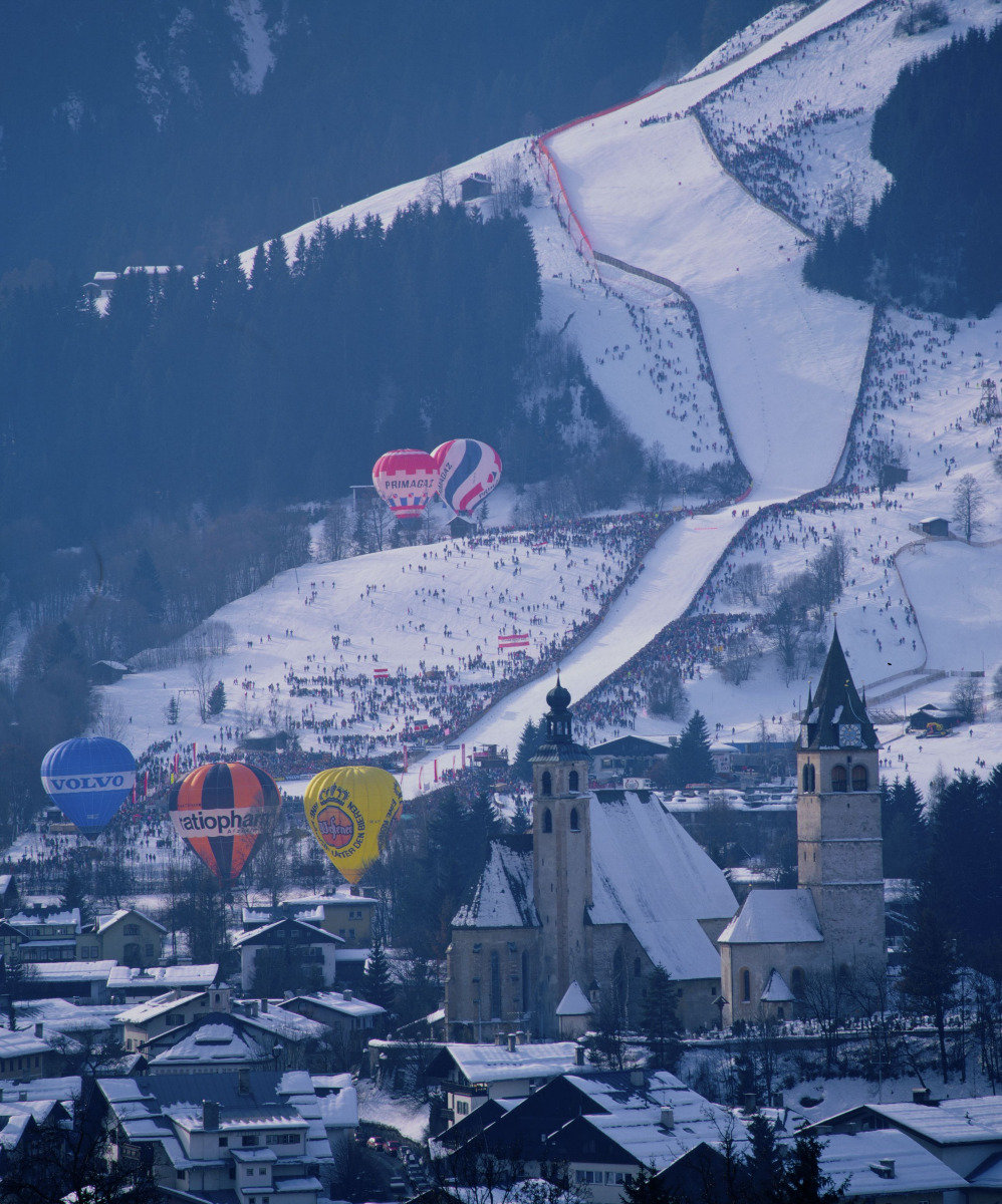 Kitzbühel - © Albin Niederstrasser