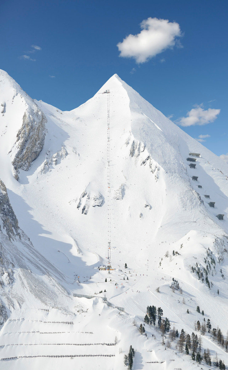 Austrias steepest Slopes - © Obertauern Tourismus