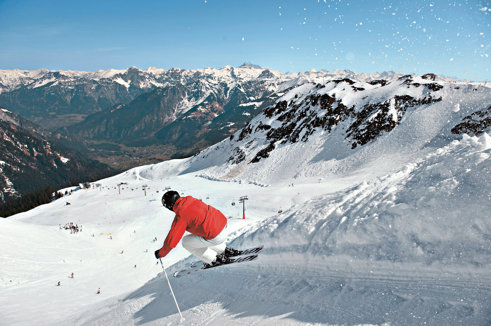 Austrias steepest Slopes - © Montafon Tourismus