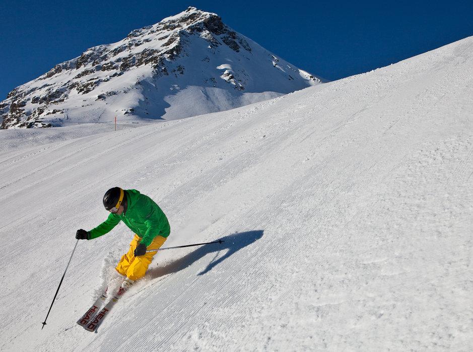 Austrias steepest Slopes - ©Silvretta Montafon / Daniel Zangerl