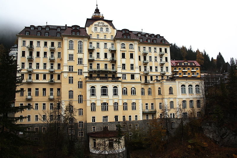 Casino Bad Gastein in the Grand Hotel de l'Europe - © Wiki