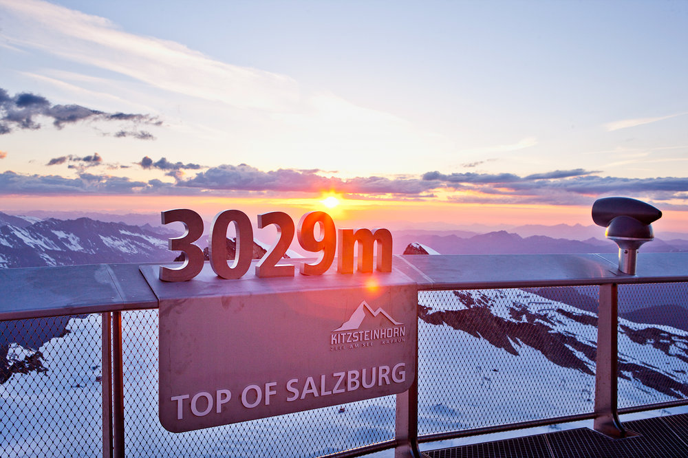 Am Kitzsteinhorns - © Zell am See-Kaprun Tourismus GmbH