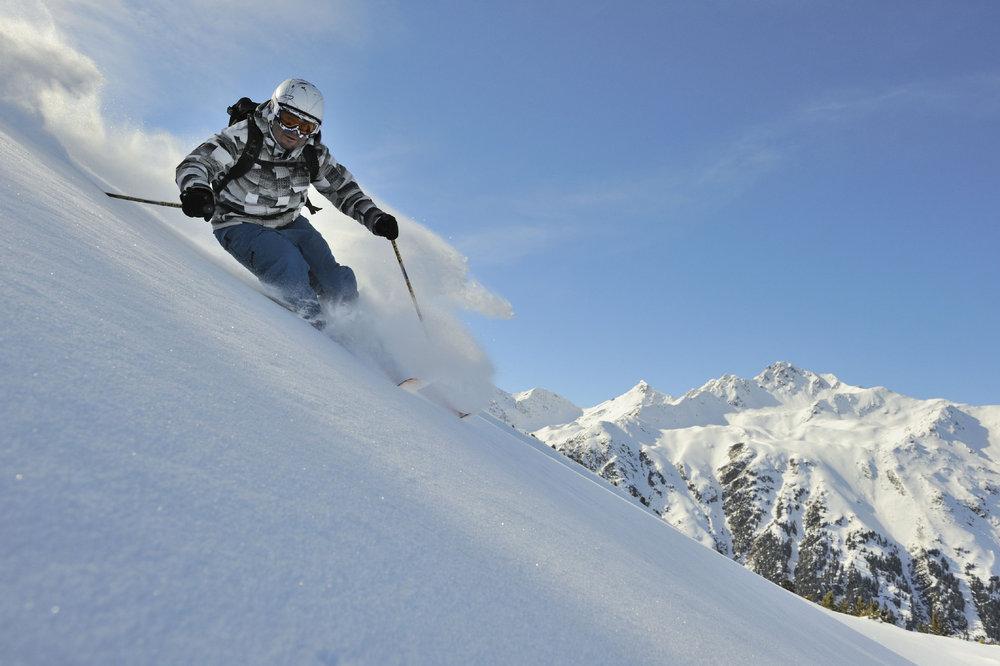 Steepest Slopes in Austria - ©Sepp Mallaun