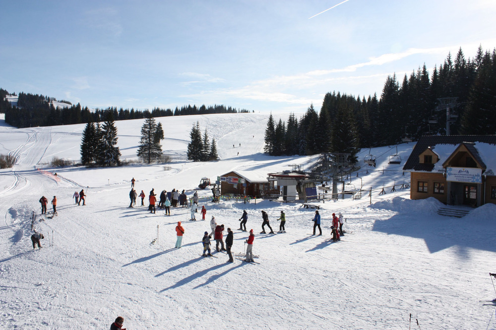 Ski Oravská Lesná - © Orava snow