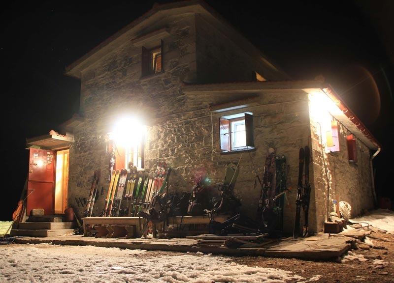 Nachtspektakel - Tour the Moon, Dynafit - © Costis Gortzis