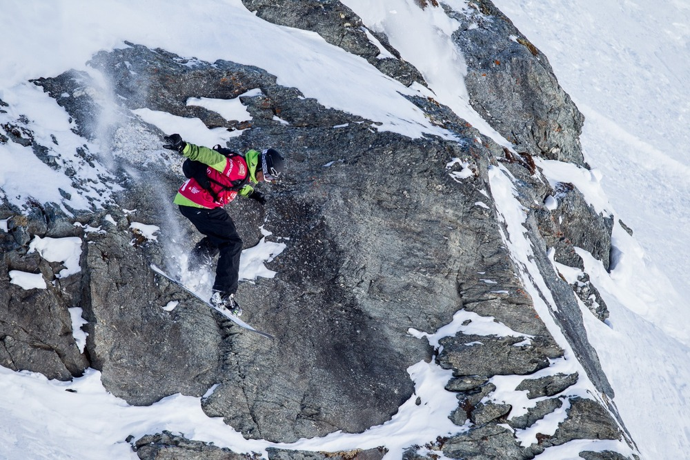 Freeride World Tour at Verbier - © Freeride World Tour