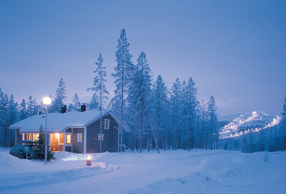 Cabin in Pyha, Lapland - © Pyha ski resort