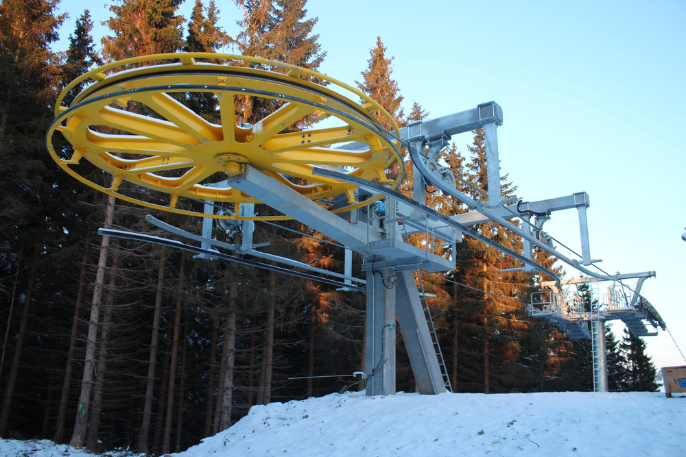 Ski Kopřivná - Malá Morávka - © Radim Polcer