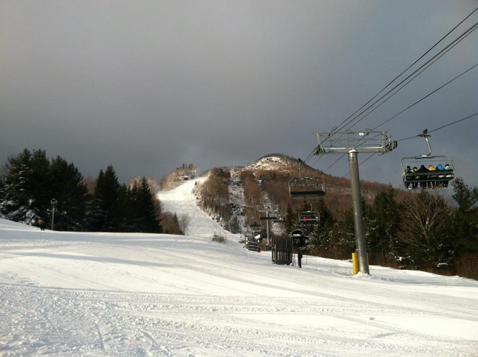 Hunter Mountain has over 80% open terrain. Photo Courtesy of Hunter Mountain.