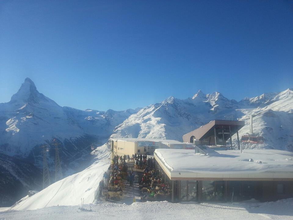 Zermatt Dec. 30, 2012 - © Zermatt