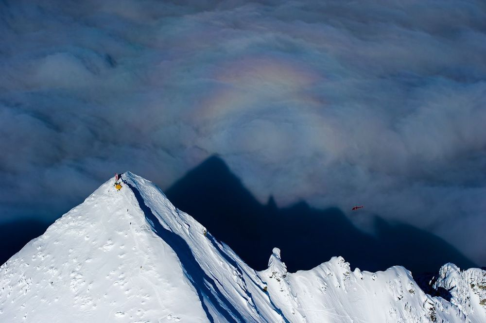 Revelstoke Mountain - © Swatch Freeride World Tour by the North Face