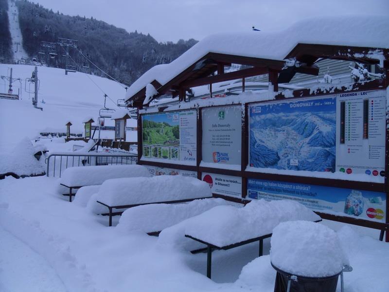 Park Snow Donovaly - © FB Park Snow Donovaly