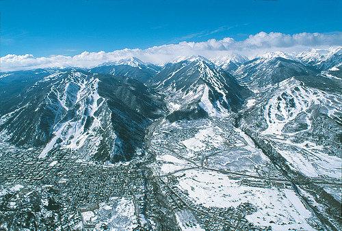 Aspen / Snowmass - © David Perry