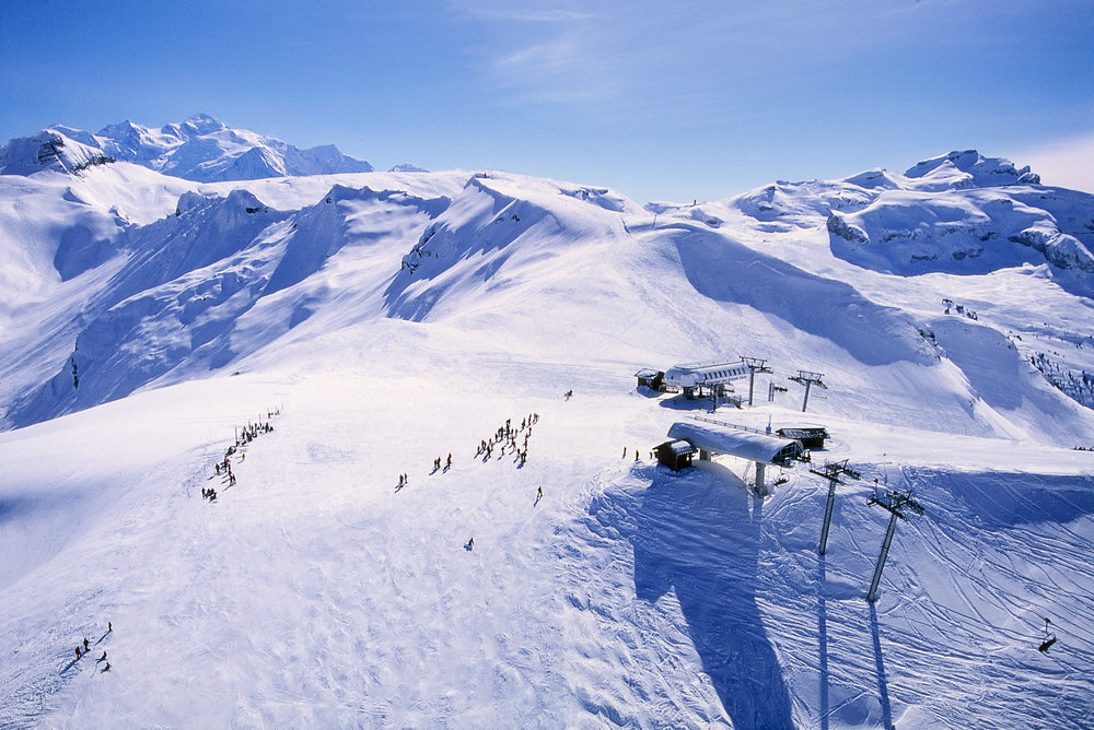 Grand Massif ski area - © Flaine