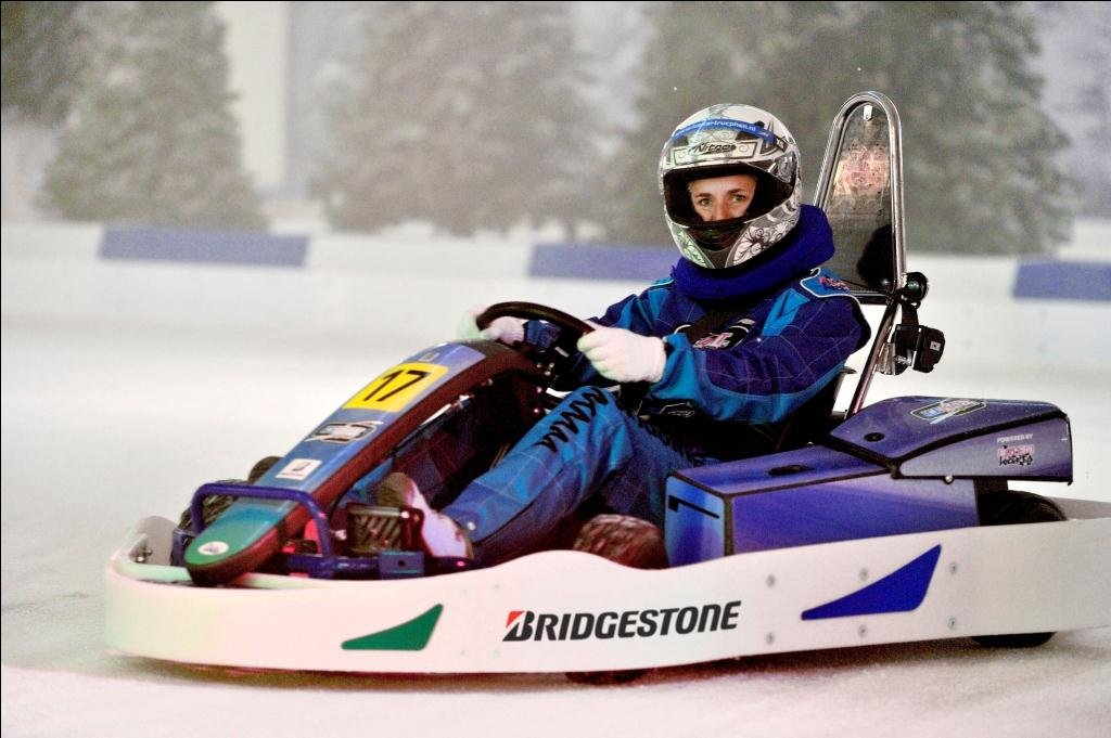 Ice Kart Rucpen - ©Skidome Rucphen