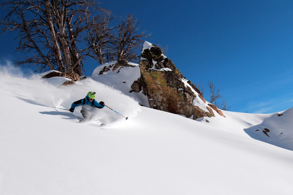 Powder in Jackson Hole - © Jackson Hole Mountain Resort