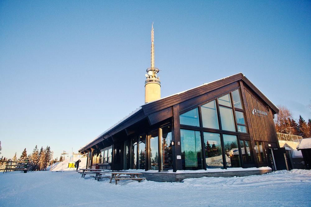 Tryvann - © Oslo Vinterpark