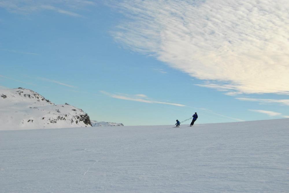 Bilde fra Stavtjørn Alpinsenter