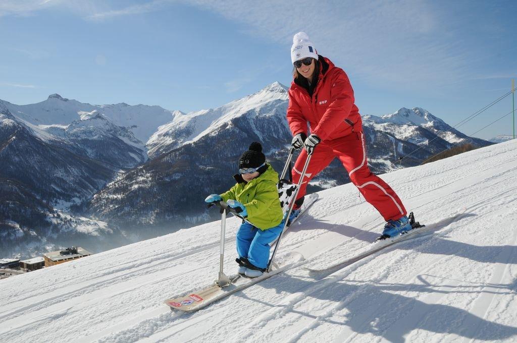 ABC per una giornata sulla neve con i bambini - © © Gilles Baron
