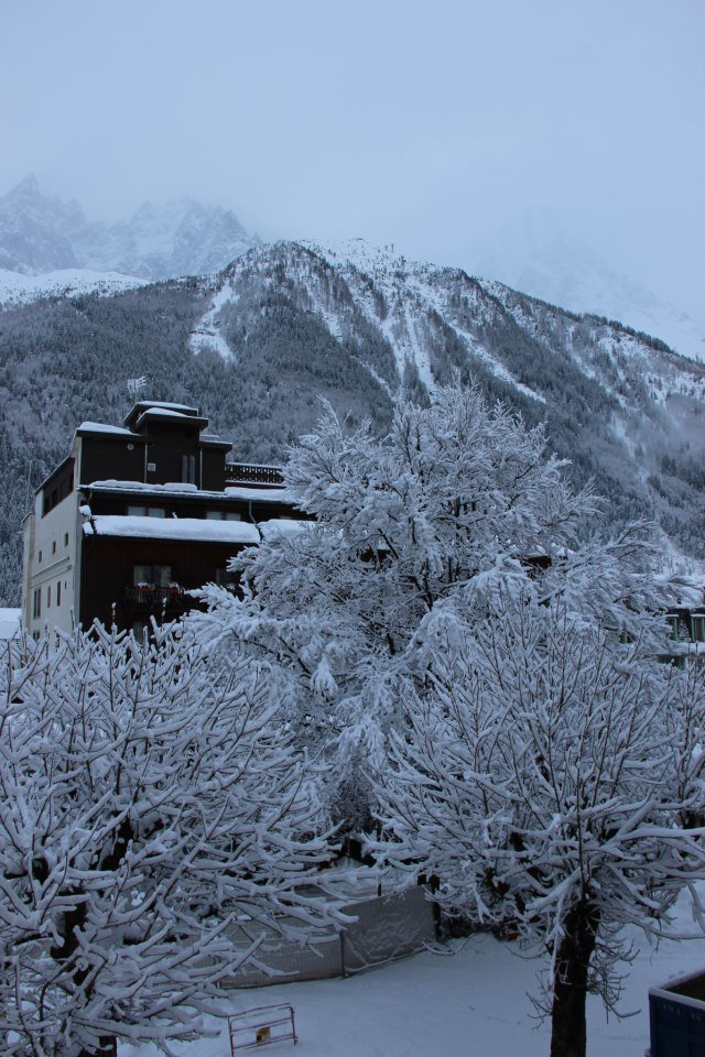 Chamonix. Jan. 28, 2013 - ©Chamonix Tourism