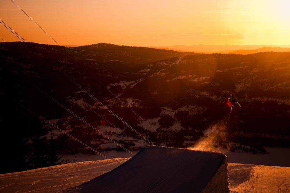 Norefjell Skisenter - © Vegard Breie