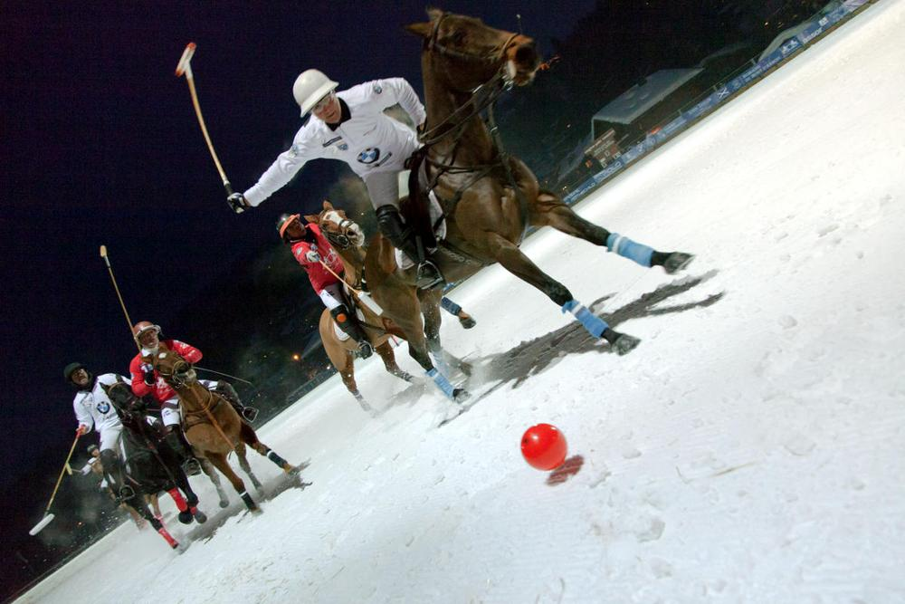 BMW Polo Master Tour of Megève - © © Megève Tourisme - Simon Garnier