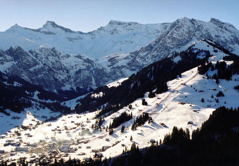 Adelboden, Chuenisbaergli - © Photopress / Adelboden