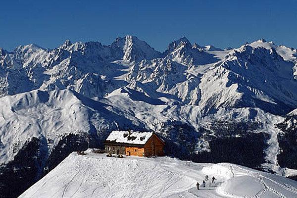 Cabane du Mont Fort, Verbier - ©Cabane du Mont Fort