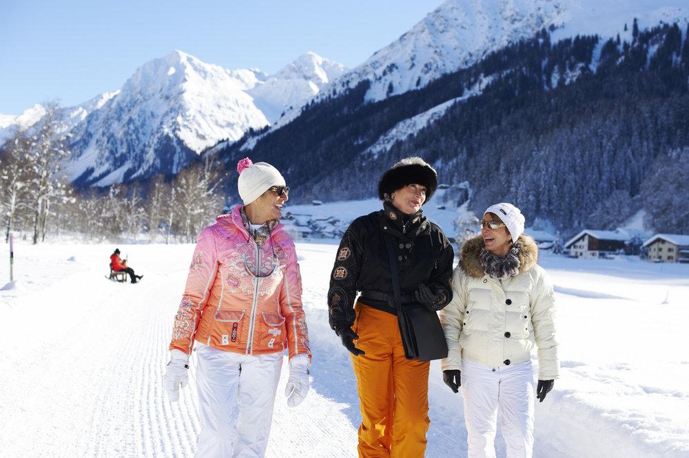 Davos Klosters - ©Stefan Schlumpf